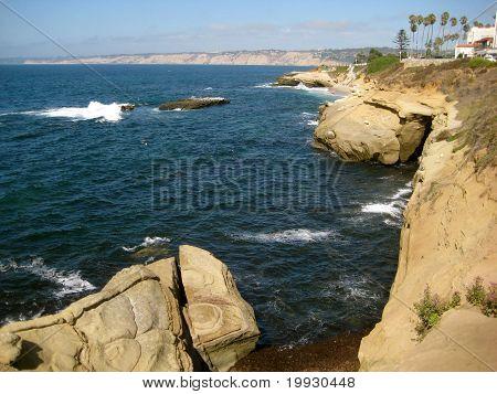 La Jolla Coast, California