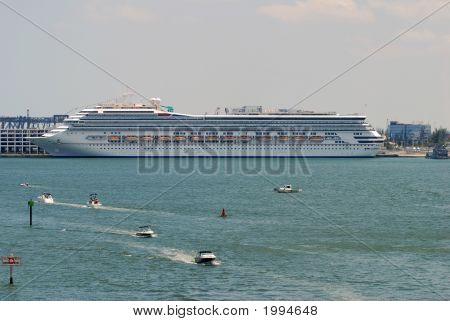 Luxury Ocean Liner