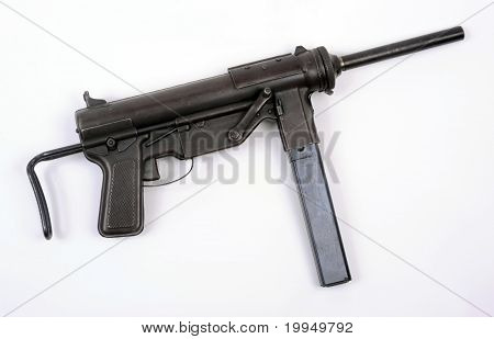 US WW11 M3 Sub Machine Gun