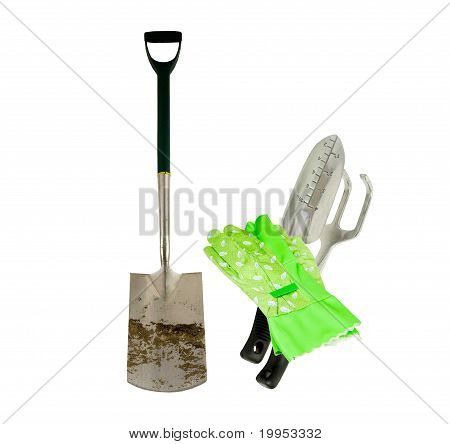equipment for garden work
