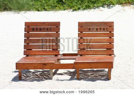 Beach Rental Chairs