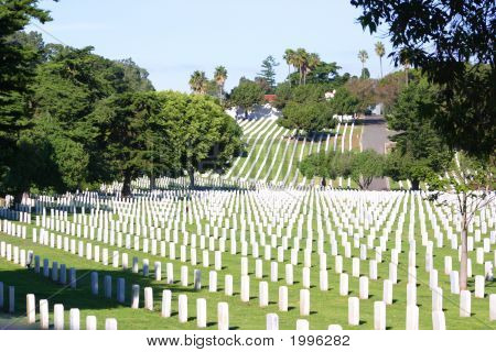 San Diego Rosecrans National Cemetery