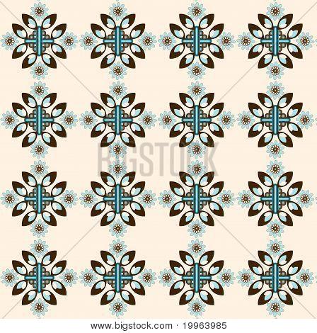Flower Seamless Texture
