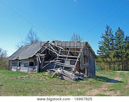Ruinous House