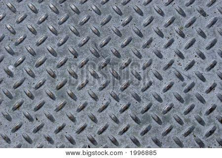 Diamond Metal Plate