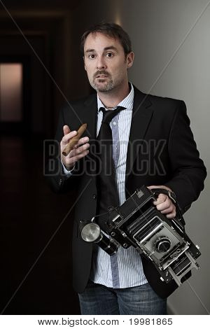 Jahrgang Fotograf