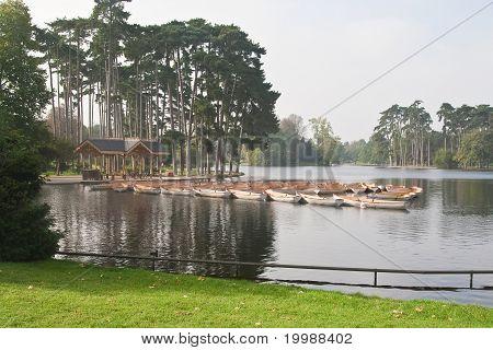 Bois De Boulogne, Paris