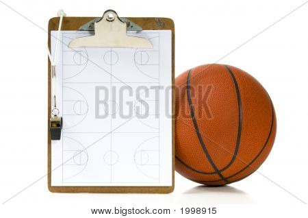 Basketball Coach'S Items