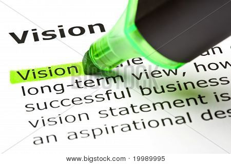 Vision Definition