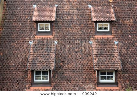 Four Roof-Windows
