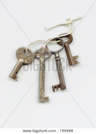 Old Key String