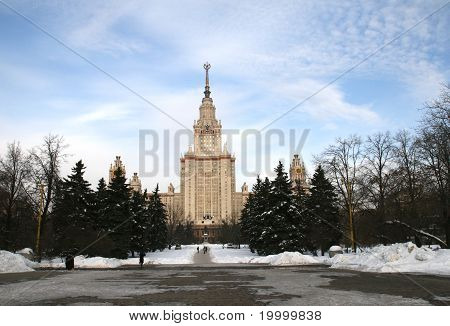 Moscow State University Russia