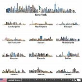 United States_city Skylines! [converted].eps poster