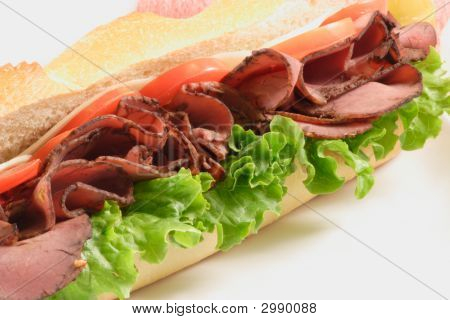 Great Healthy Made Sub
