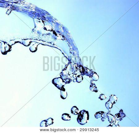 macro waterdrops (water series B)