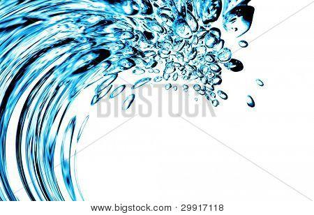 wave isolated (selective DOF)