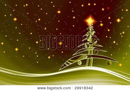 christmas eve, christmas theme series x1