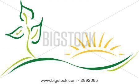 Logo de Ecología
