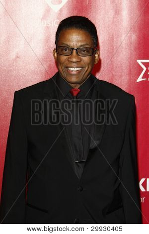 LOS ANGELES - FEB 10:  Herbie Hancock arrives at the 2012 MusiCares Gala honoring Paul McCartney at LA Convention Center on February 10, 2012 in Los Angeles, CA