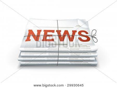 News, vector