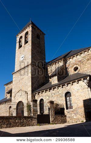 Church Of Lanuza