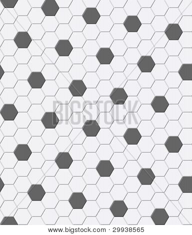 Seamless Vector Texture On A Football Theme