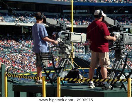 Television Cameramen