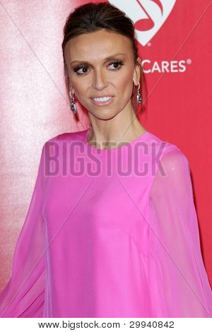 LOS ANGELES - FEB 10:  Giuliana Rancic arrives at the 2012 MusiCares Gala honoring Paul McCartney at LA Convention Center on February 10, 2012 in Los Angeles, CA