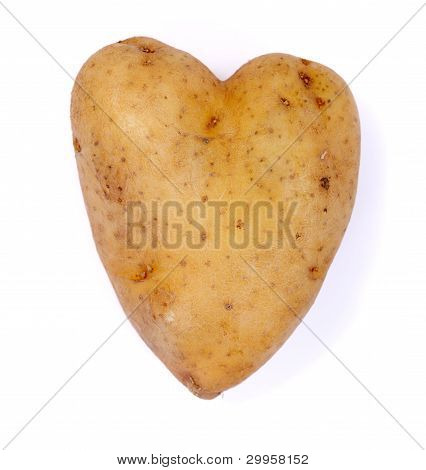 I Love Potato