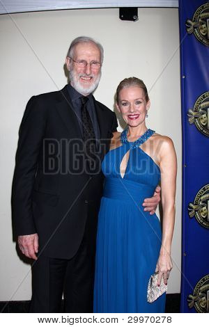 LOS ANGELES - FEB 12:  James Cromwell, Penelope Ann Miller at the Press Area of the 2012 ACS Awards at the Grand Ballroom, Hollywood & Highland on February 12, 2012 in Los Angeles, CA