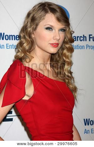 LOS ANGELES, CA - JAN 27: Taylor Swift at the