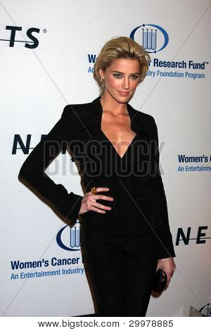 LOS ANGELES, CA - JAN 27: Amber Heard at the