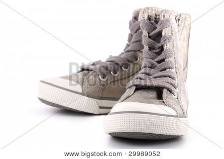 Sneakers isolated on a white background