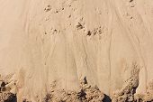 Sand Background,sand Texture With Lumps,sand Background,sand Texture With Lumps poster