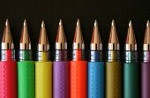 Coloured Pens
