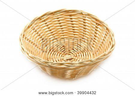 Wicker plate
