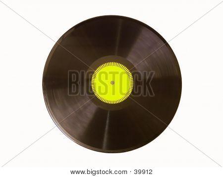 Vinyl Record #1