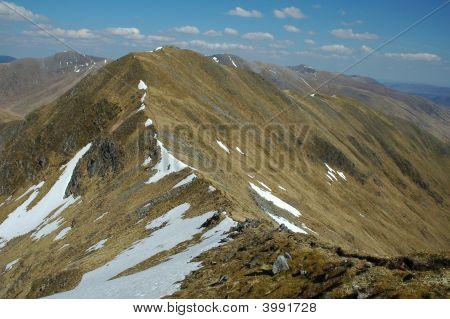 Scotland, Nortern Part Of Glen Shiel