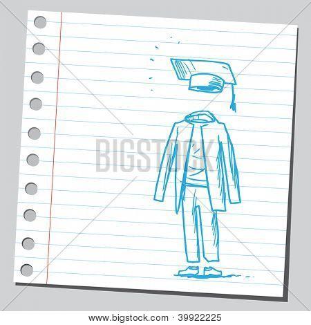 Invisible graduate