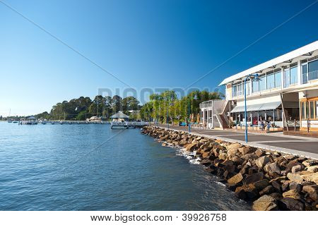 Batemans Bay Waterfront, Australia