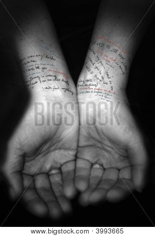 Wristswriting