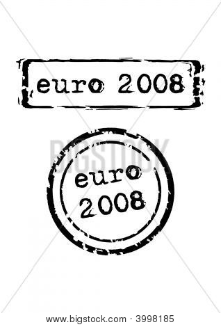 Euro 2008 selo