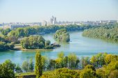 stock photo of serbia  - Belgrade - JPG