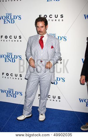 LOS ANGELES - AUG 21:  Paul F. Tompkins at