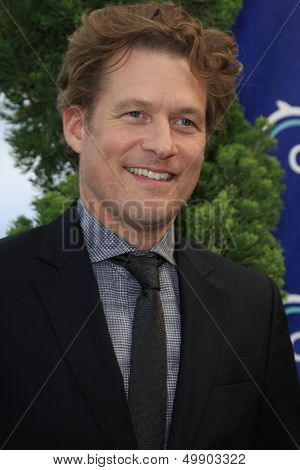 LOS ANGELES - AUG 18:  James Tupper at the Oceana's 6th Annual SeaChange Summer Party at the Beverly Hilton Hotel on August 18, 2013 in Beverly Hills, CA