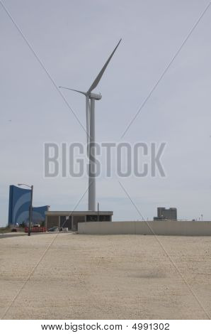 Windmill With Hotel