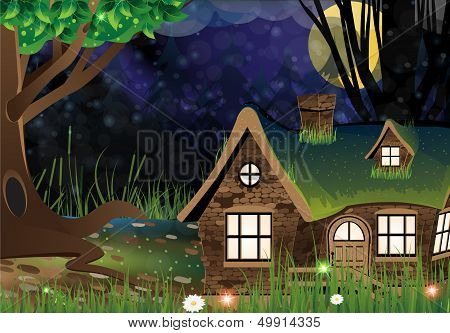 Fairy Forest Lodge