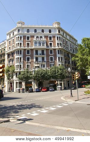 Barcelona - Eixample