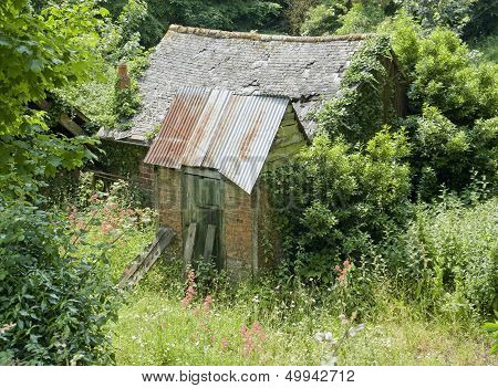 Hut In France