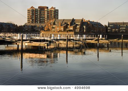 Buffalo Harbor & Condos